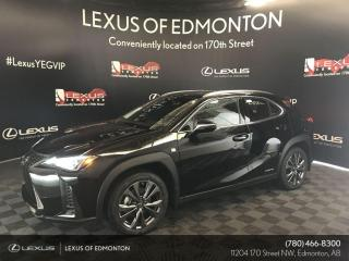 New 2020 Lexus UX 250H F Sport Series 1 for sale in Edmonton, AB