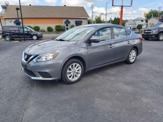 Used 2016 Nissan Sentra SV for sale in Cornwall, ON
