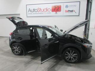 Used 2016 Mazda CX-3 GT**4X4**CUIR**TOIT for sale in Mirabel, QC