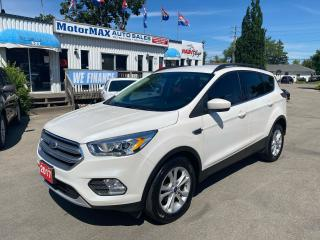 Used 2017 Ford Escape SE for sale in Stoney Creek, ON
