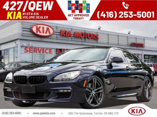 Used 2013 BMW 6 Series 650i xDrive for sale in Etobicoke, ON