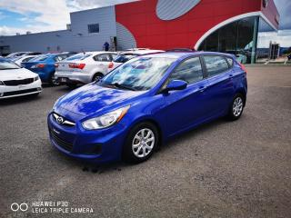 Used 2012 Hyundai Accent Voiture à hayon, 5 portes, boîte automat for sale in Beauport, QC