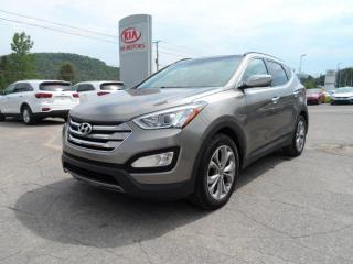 Used 2016 Hyundai Santa Fe Sport 2.0T SE édition Adventure 4 portes TI for sale in Val-David, QC