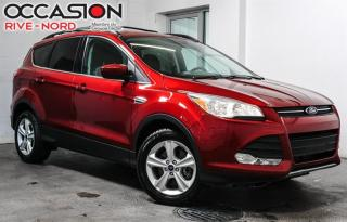 Used 2016 Ford Escape SE 2.0 MAGS+CAM.RECUL+SIEGES.CHAUFFANTS for sale in Boisbriand, QC