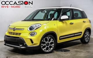 Used 2014 Fiat 500 L Trekking MAGS+BLUETOOTH+CAM.RECUL for sale in Boisbriand, QC