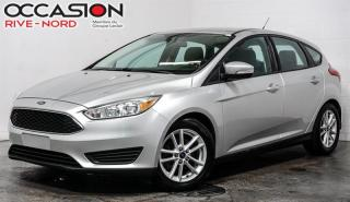 Used 2015 Ford Focus SE MAGS+CAMERA.RECUL+A/C for sale in Boisbriand, QC