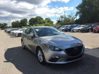Used 2015 Mazda MAZDA3 GS Very clean! Rear mirror camera! for sale in London, ON