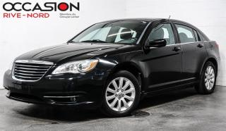 Used 2013 Chrysler 200 Touring MAGS+SIEGES.CHAUFFANTS+BLUETOOTH for sale in Boisbriand, QC