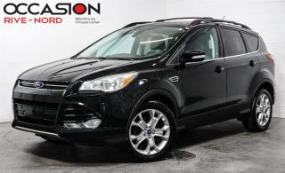 Used 2013 Ford Escape SEL 2.0 NAVI+CUIR+SIEGES.CHAUFFANTS for sale in Boisbriand, QC