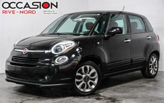 Used 2014 Fiat 500 L Sport TOIT.OUVRANT+MAGS+BLUETOOTH for sale in Boisbriand, QC