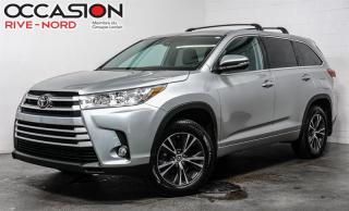 Used 2018 Toyota Highlander LE AWD MAGS+CAM.RECUL+SIEGES.CHAUFFANTS for sale in Boisbriand, QC