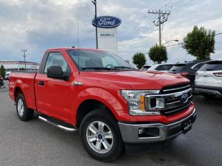 Used 2018 Ford F-150 XLT caméra 4x2 for sale in St-Eustache, QC