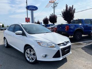 Used 2012 Ford Focus SEL auto bancs chauffants bluetooth for sale in St-Eustache, QC