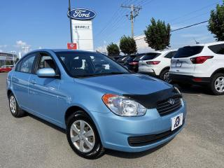 Used 2010 Hyundai Accent AUTO GL for sale in St-Eustache, QC
