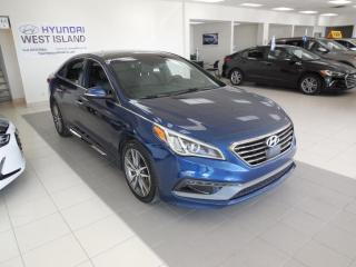 Used 2016 Hyundai Sonata 2.0T ULTIMATE AUTO MAGS CUIR NAV TOIT for sale in Dorval, QC