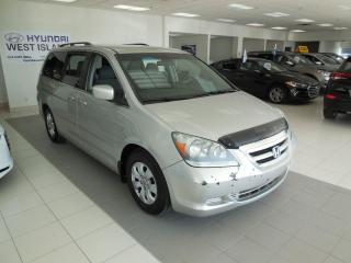 Used 2005 Honda Odyssey AUTO A/C CRUISE GROUPE ÉLECTRIQUE for sale in Dorval, QC