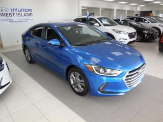 Used 2018 Hyundai Elantra GL AUTO MAGS CAMÉRA A/C BT CRUISE ANGLE for sale in Dorval, QC