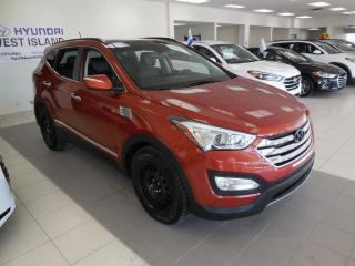 Used 2016 Hyundai Santa Fe Sport 2.0T LIMITED NAC TOIT CUIR MAGS CAMÉRA for sale in Dorval, QC