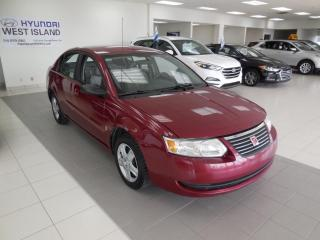 Used 2006 Saturn Ion AUTO for sale in Dorval, QC
