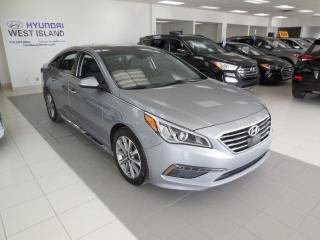 Used 2016 Hyundai Sonata LIMITED AUTO TOIT MAGS NAV CAMÉRA CUIR for sale in Dorval, QC