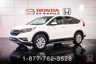 Used 2016 Honda CR-V EX + AWD + TOIT + A/C + PROPRE + WOW! for sale in St-Basile-le-Grand, QC