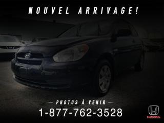 Used 2011 Hyundai Accent L + AUTOMATIQUE + AUX + WOW! for sale in St-Basile-le-Grand, QC