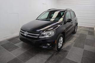 Used 2014 Volkswagen Tiguan Trendline for sale in Winnipeg, MB