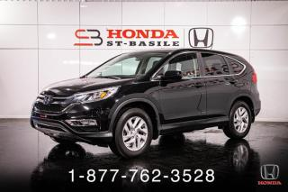 Used 2016 Honda CR-V EX-L + AWD + CUIR + TOIT + MAGS + WOW! for sale in St-Basile-le-Grand, QC