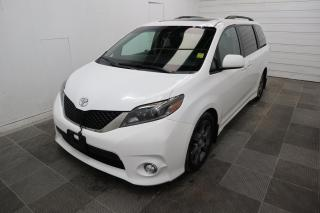 Used 2015 Toyota Sienna SE for sale in Winnipeg, MB