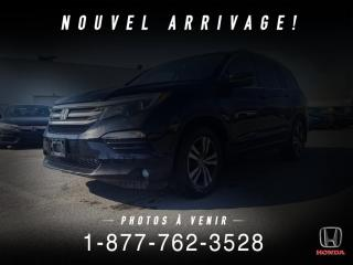 Used 2016 Honda Pilot EX-L + RES + AWD + 8 PASSAGER + WOW! for sale in St-Basile-le-Grand, QC