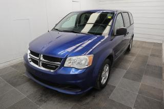 Used 2011 Dodge Grand Caravan SE for sale in Winnipeg, MB