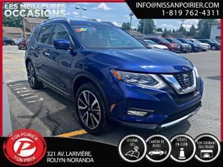 Used 2018 Nissan Rogue SL for sale in Rouyn-Noranda, QC