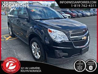 Used 2012 Chevrolet Equinox LS for sale in Rouyn-Noranda, QC