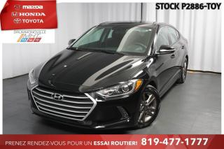 Used 2017 Hyundai Elantra GL| VOLANT CHAUFFANT| SIÈGES CHAUFFANTS for sale in Drummondville, QC