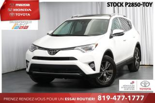 Used 2018 Toyota RAV4 XLE| INTÉGRALE| TOIT| MAGS for sale in Drummondville, QC