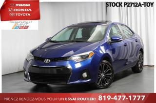 Used 2015 Toyota Corolla SPORT| MANUELLE| MAGS 17 for sale in Drummondville, QC