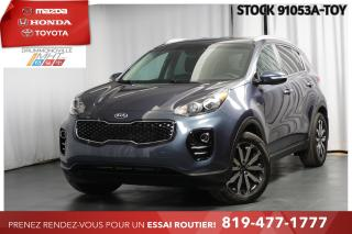 Used 2019 Kia Sportage EX| INTÉGRALE| BAS KILO for sale in Drummondville, QC