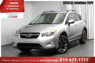 Used 2014 Subaru XV Crosstrek TOURING| CLIMATISATION BI-ZONE| MAGS 17 for sale in Drummondville, QC