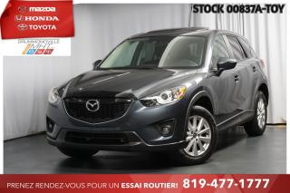 Used 2013 Mazda CX-5 GS| TOIT| BOUTON POUSSOIR for sale in Drummondville, QC