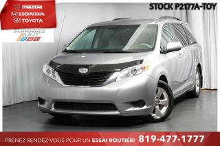 Used 2014 Toyota Sienna 8 PASSAGERS| PORTES COULISSANTES AUTO| CAM RECUL for sale in Drummondville, QC