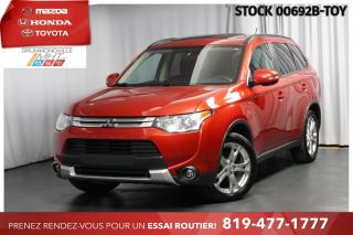 Used 2015 Mitsubishi Outlander SE| 7 PASSAGERS| INTÉGRALE for sale in Drummondville, QC