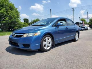 Used 2009 Honda Civic *Sport*A/C*CRUISE*TOIT for sale in St-Jérôme, QC