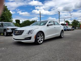 Used 2016 Cadillac ATS *CAMERA*BT*2.0T* 75$/SEM for sale in St-Jérôme, QC