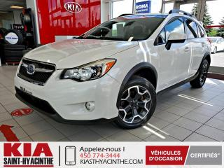 Used 2015 Subaru XV Crosstrek 2.0i Sport AWD ** TOIT OUVRANT / MAGS for sale in St-Hyacinthe, QC