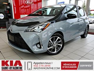 Used 2019 Toyota Yaris SE ** SIÈGES CHAUFFANTS / MAGS for sale in St-Hyacinthe, QC