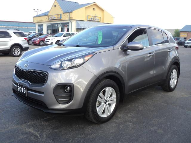 2019 Kia Sportage LX 2.4L HeatedSeats BackUpCam