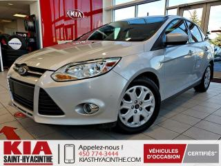 Used 2012 Ford Focus SE ** GR ÉLECTGRIQUE + A/C for sale in St-Hyacinthe, QC