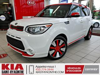 Used 2014 Kia Soul SX SE ** CAMÉRA / CUIR / MAGS for sale in St-Hyacinthe, QC
