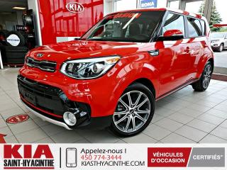 Used 2018 Kia Soul SX Turbo ** CAMÉRA DE RECUL / MAGS for sale in St-Hyacinthe, QC