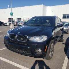 Used 2012 BMW X5 35i M SPORT AWD; CUIR TOIT PANO GPS CAMERA MAGS 20 NAVIGATION - TOIT PANORAMIQIUE - AFFICHAGE TETE HAUTE - CAMÉRA / SONAR - JANTES 20'' for sale in Lachine, QC